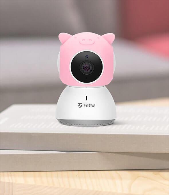智能小Q儿童看护摄像机